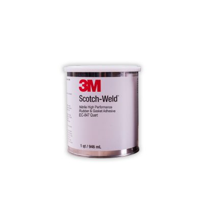 EC-847 QUART - Dark Brown Structural Adhesive from 3M by