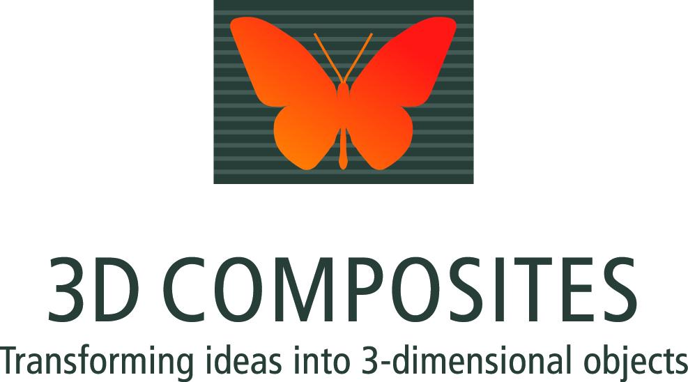 3D Composites logo